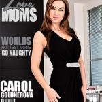 Mature.nl – Carol Goldnerova (36) – LVM-Art039 – Hot mom Fingering herself