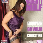 Mature.nl – Christine O. (EU) (47) – Mat-EU-Tower72 – British Milf playing with herself