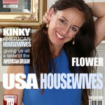 Mature.nl – Flower (44) – American housewife playing with herself – 11.08.2016