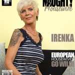 Mature.nl – Irenka S. (57) – Horny Housewife Fooling Around – mat-busty157