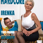 Mature.nl – Irenka S. (57) – Naughty Housewife Doing Her Toyboy – 26.08.2016
