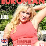 Mature.nl – Lois (EU) (33) – Mat-EU-Tower66 – British Housewife Playing Outside