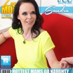 Mature.nl – Sandra Q. (37) – Horny Mom Fucks in POV Style – 25.08.2016