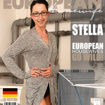Mature.nl – Stella H. (EU) (36) – German Housewife Playing With Herself – 30.08.2016
