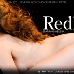 RylskyArt presents Helena in Redhot – 21.08.2016