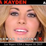 WoodmanCastingX – Kayla Kayden – Casting X 158 – 25.08.2016