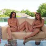 DDFNetwork – HotLegsAndFeet – Vicky Love and Athina – Sexy Tootsie Polish – Lesbian Foot Fetish At The Pool – 13.08.2016 (MP4, FullHD, 1920×1080)