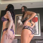 Femdom – London Lix, Bratty Bunny – Out Of Your League – Jerk Off Encouragement