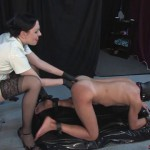 Femdom – Straponsubmission – Mistress Danielle in Bad Things Happen