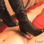 FemmeFataleFilms – Mistress Heelena – Slave Humiliation