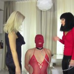 House of Sinn – Mistress Sarah, Miss Tressa – FemDom Christmas Spirit