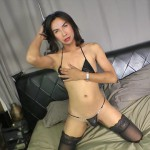 Ladyboy.xxx – Mina Jacks Off And Cums! – 24.08.2016
