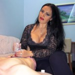 Mistress Ezada Sinn – Naughty wanker son punishment