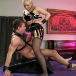 FemdomEmpire – AJ Applegate – Balls Deep to Please – 25.08.2016