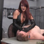 Sadistic Vixen – Her Leather Scent
