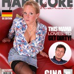 Mature.nl – Gina O. (EU) (35) – German Housewife Fucking and Sucking