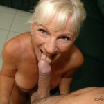 Lustygrandmas – Mamie – Blonde Mature Fucking and Sucking