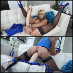 Naughty Alysha – What I Do When Im Feeling Blue