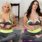 Brazzers – HotAndMean presents Jelena Jensen & Kenzie Taylor in Personal Trainers – 29.09.2016