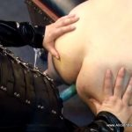 Aliceinbondageland – Training My Slave For Gangbangs – Pegging Humiliation