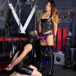 TheEnglishMansion – Mistress Roxy Jezel – Pegged Without Mercy