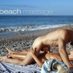 Hegre-Art presents Charlotta in Tantric Beach Massage – 27.09.2016
