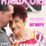 Mature.nl – Karina W. (63) – Mature couple having sex and let you in on their bed adventures – 07.09.2016
