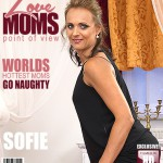 Mature.nl – Sofie M. (34) – Horny Mom Fucks in POV Style – 01.09.2016