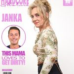 Mature.nl presents Janka E. (55) in Horny Housewife Doing Her Toyboy – 23.09.2016