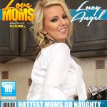 Mature.nl presents Lucy Angel (31) – Naughty Mom Fooling Around – 14.09.2016