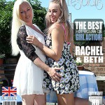 Mature.nl presents Rachel (EU) (37), Beth B. (EU) (25) in British Lesbian Housewife Has Sex With a Hot Young Babe – 09.09.2016