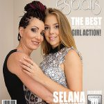 Mature.nl presents Selana (49), Krysta S. (19) in Beautiful Mature Lesbian Has Sex With a Hot Young babe – 22.09.2016