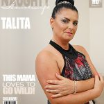 Mature.nl presents Talita (43) in European Housewife Fingering Herself – 28.09.2016