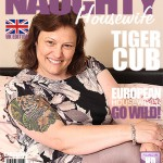Mature.nl presents Tiger Cub (EU) (47) British BBW Fingering Herself – 08.09.2016