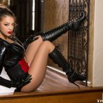 PlayboyPlus presents Kelsi Shay in Leather Bound – 14.09.2016