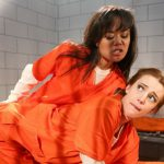 SweetHeartVideo presents Annie Cruz, Blake Eden in Prison Lesbians 4 – Scene 2 – Baddest Bitch – 29.09.2016