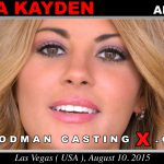WoodmanCastingX presents Kayla Kayden in Casting X 158