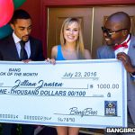 BangBros – BangBrosClips presents Jillian Janson wins two black cocks – 11.09.2016