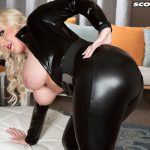 PornMegaLoad presents Holly Wood in The Busty Bunny In A Cat Suit – 26.09.2016