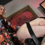 FemdomEmpire presents Julia Ann in MILF Strap-on Seduction – 29.08.2016