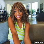 BangBros – BrownBunnies presents Annabelle Rey in Black Hottie satisfied by White Dick – 30.09.2016