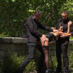 Kink – PublicDisgrace presents Spanish Slut Frida Sante Fucked Outdoors – 26.09.2016