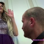 American Mean Girls – Princess Beverly, Superior Goddess Brooke – Improv Slapping For A Tardy Slave