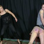 CRUEL PUNISHMENTS – Anette and Zita treat their slave bad