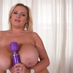 DDFnetwork – DDFBusty – Katie T. aka KatieThornton in Big Jugs Set Free – A Breath-Taking Busty Babe's Masturbation – 06.09.2016