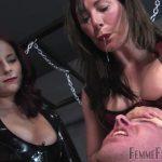 FemmeFataleFilms – Mistress Charlotte, Mistress Lola Ruin – Impertinence Punished Complete (MP4, HD, 1280×720)