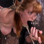 Kink – Hogtied presents Penny Pax in Red Headed Rope Slut is Violated and Tormented – 29.09.2016 (MP4, HD, 1280×720)