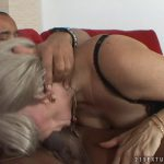 LustyGrandmas presents Mature Mabel Likes Black Cocks (MP4, SD, 720×540)