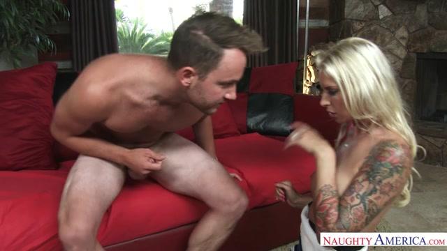 Watch Online Porn – NaughtyAmerica – DirtyWivesClub presents Brooke Brand in Brooke Brand, Van Wylde in Dirty Wives Club – 21.09.2016 (MP4, SD, 854×480)