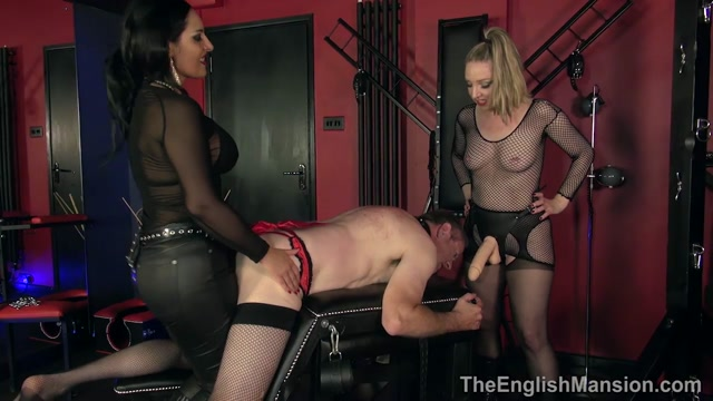 Watch Online Porn – TheEnglishMansion – Mistress Ezada Sinn, Mistress Sidonia – Broken Reprogrammed Repaired Pt3 (MP4, HD, 1280×720)
